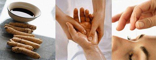 טיפולים אלטרנטיביים
